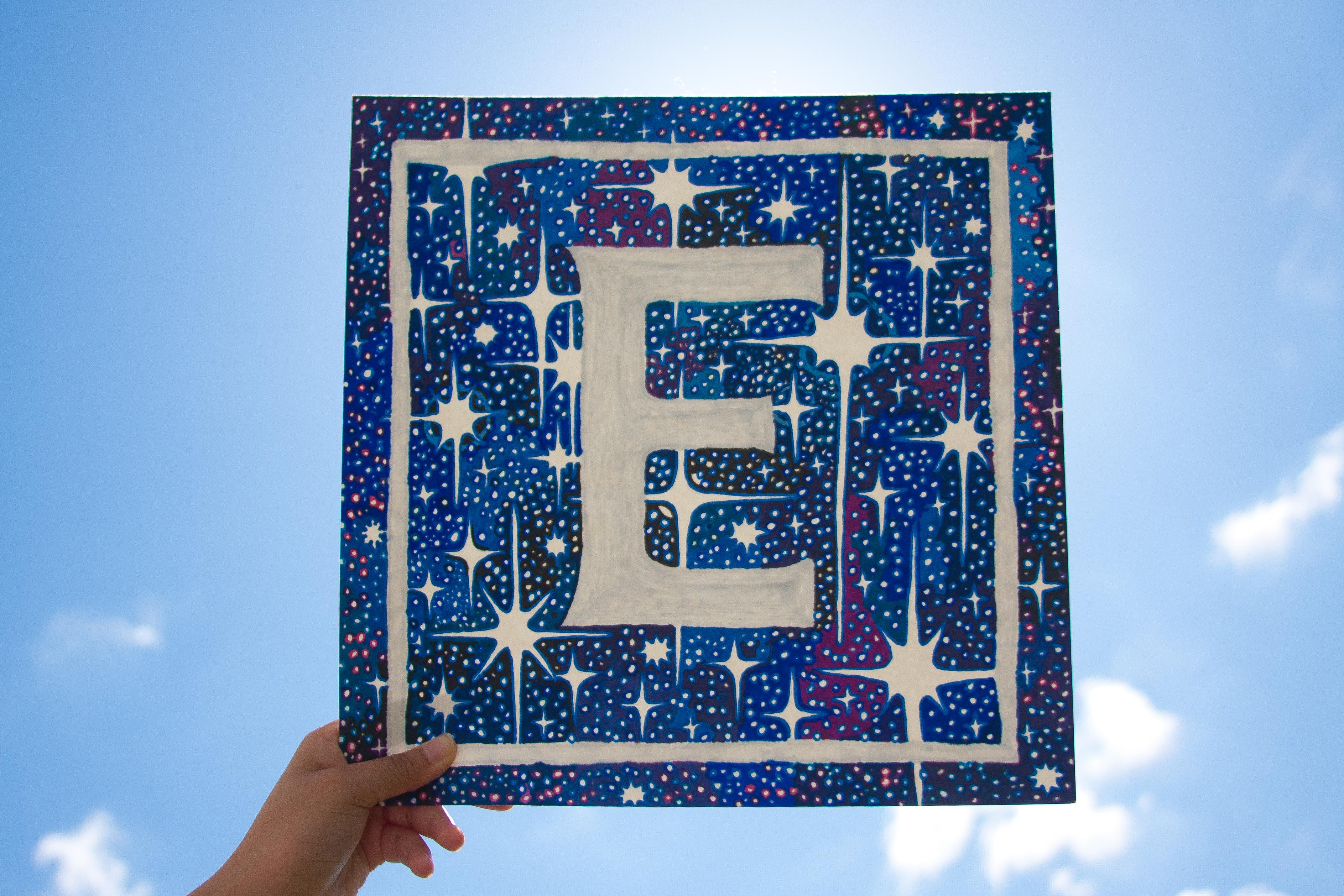 E is for Estrellas