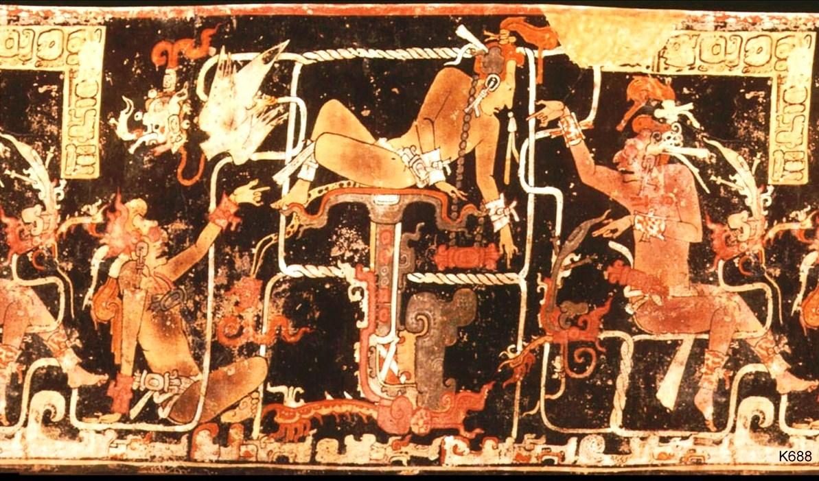 On Ancient Maya Defleshing Rituals.