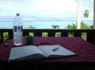 Manono Island, Samoa.